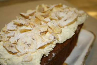 Banana Loaf. Serves around 6. £17